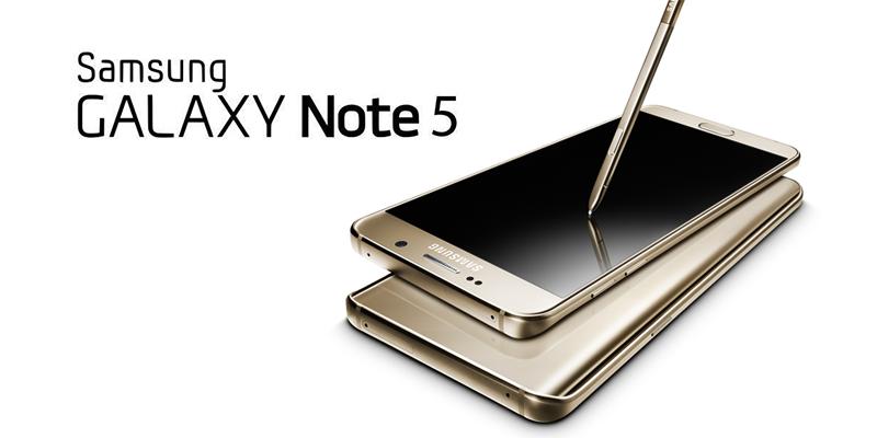 Galaxy Note 5 Özellikleri