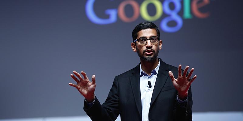 Google CEO'su Sundar Pichai Hack'lendi!