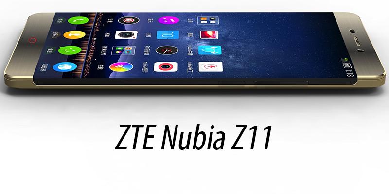 ZTE'den 6 GB RAM'li Nubia Z11