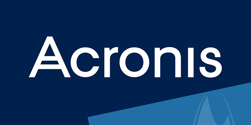 Acronis Backup 12 Sunuldu
