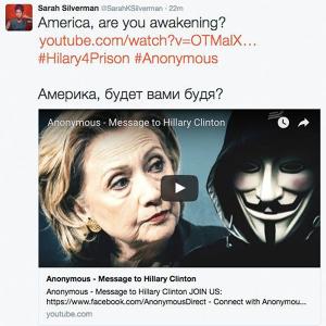 Anonymous, Ünlü Komedyenin Hesabını Hack'ledi!