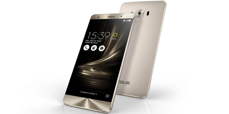 Snapdragon 821'li İlk Telefon Zenfone 3 Deluxe