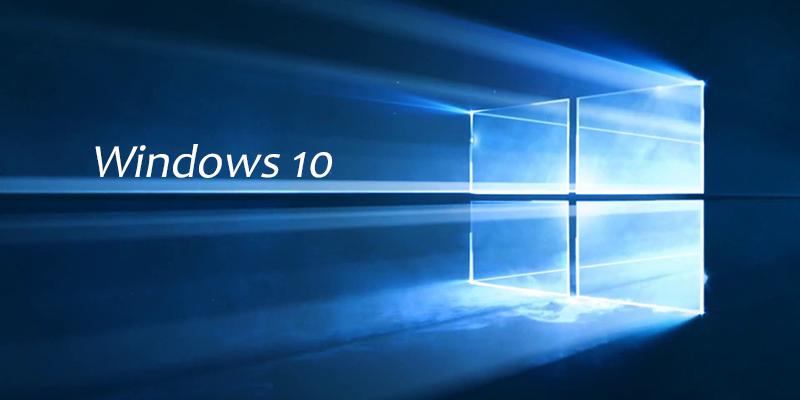 Windows 10 Yıl Dönümü Güncellemesi Yayınlandı!