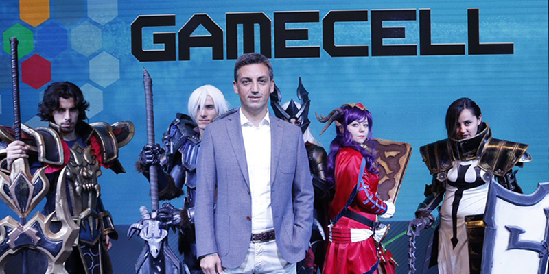 Turkcell Oyun Platformu Gamecell Duyuruldu!