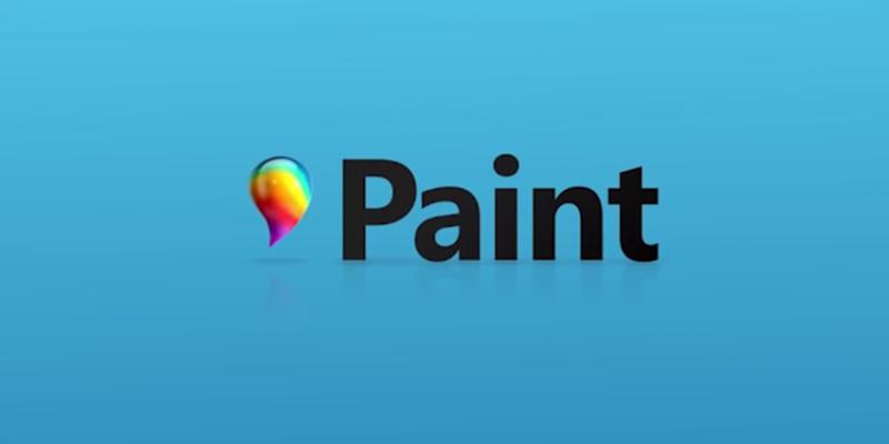 Microsoft Paint Yenileniyor!